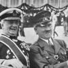 ウォーキングウイズエネミー-ヒトラーとホルティ