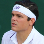 ミロス・ラオニック-男子テニス選手